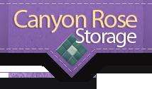 canyon rose storage