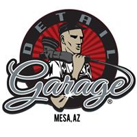 Detail Garage Mesa Logo